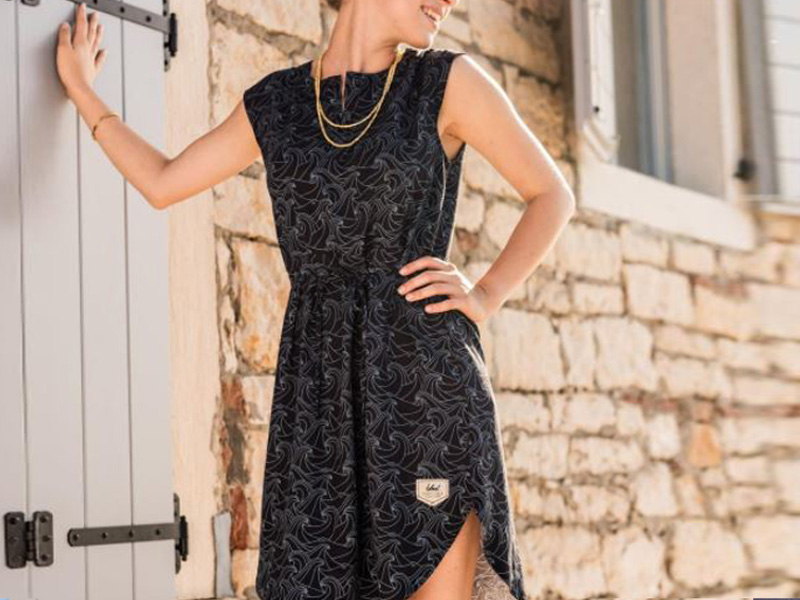 Bleed Sustainable Fashion Dress