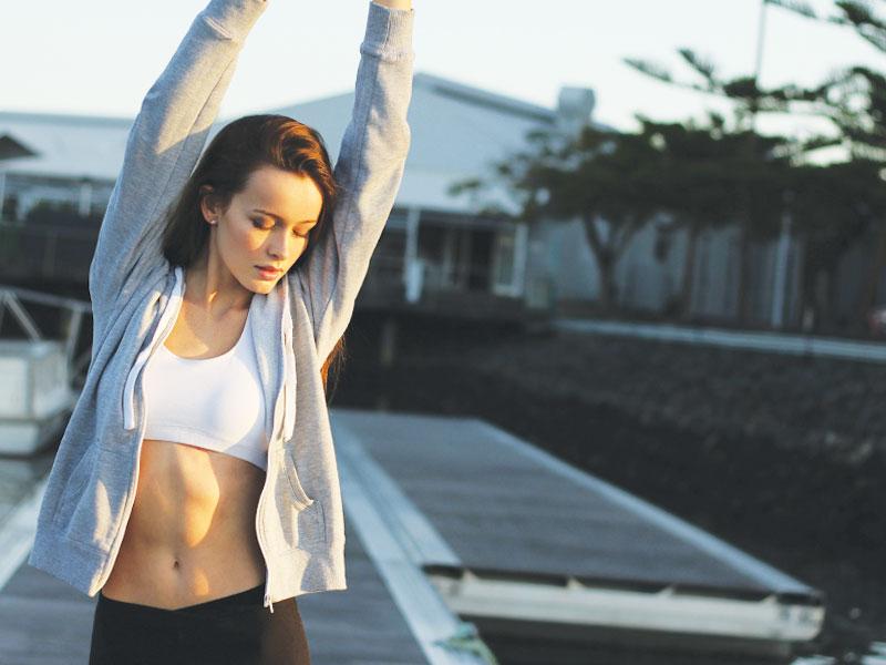 exercice for hangover
