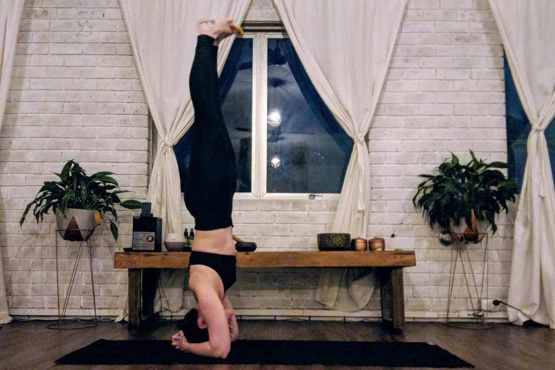 Yoga Teacher interview