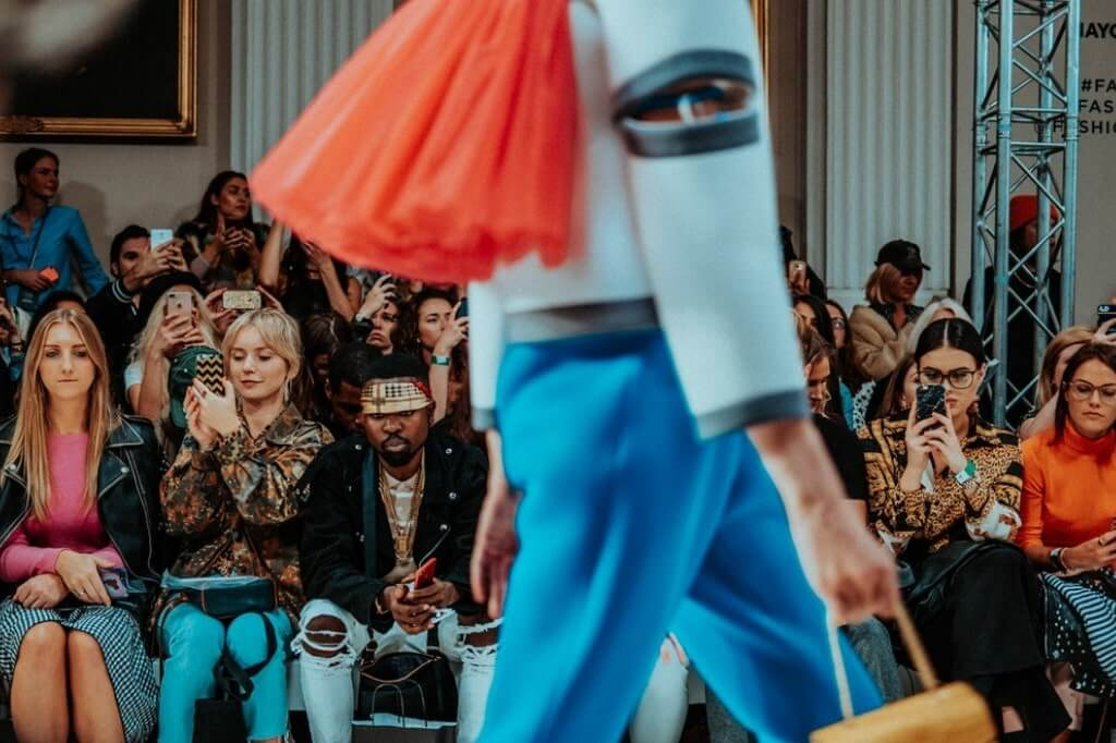 Ethical fashion shows