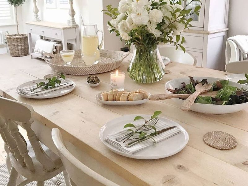 The White Company Sustainable Furniture