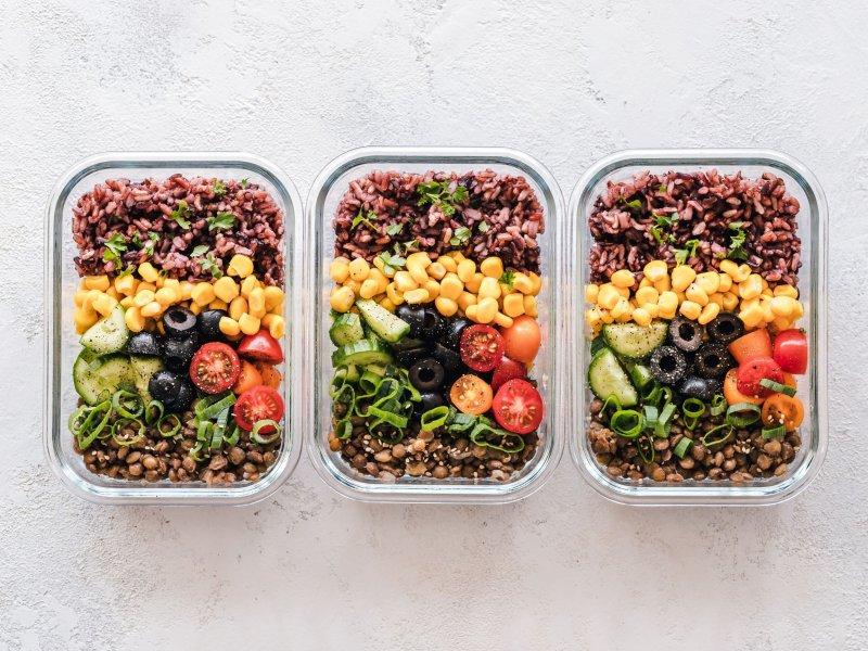 Vegan Meal Prep Tips