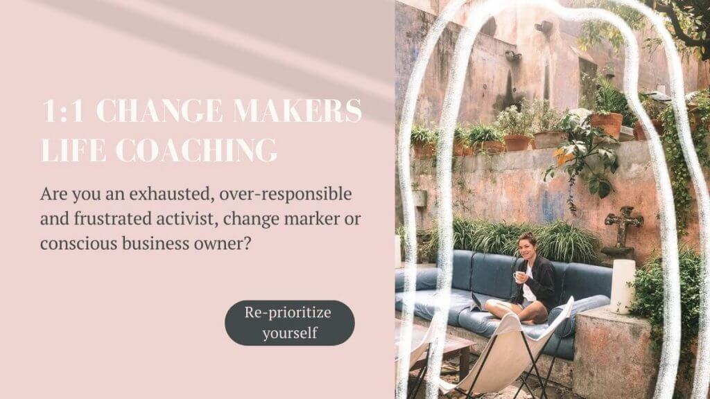 Change Makers Life Coaching